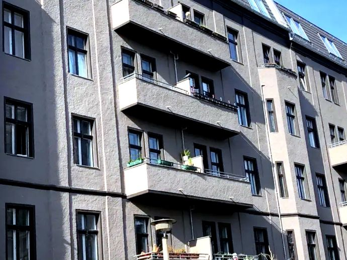 Gepflegter Altbau - Kapitalanlage in Friedrichshain
