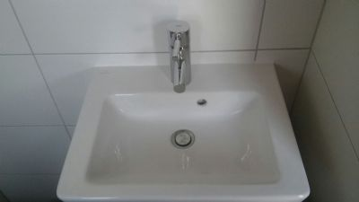 Gäste WC - Detail
