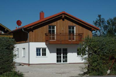 Das Haus mit Zufahrt