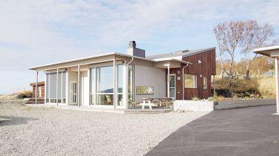 traumhaus am fjord leben in norwegens sch nster region um stavanger auch als ferienhaus geeignet. Black Bedroom Furniture Sets. Home Design Ideas
