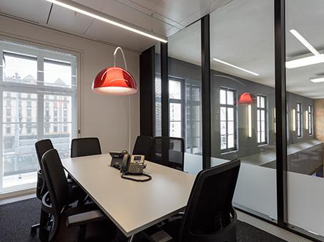 Votre bureau privé à genève pour personnes büro praxisfläche