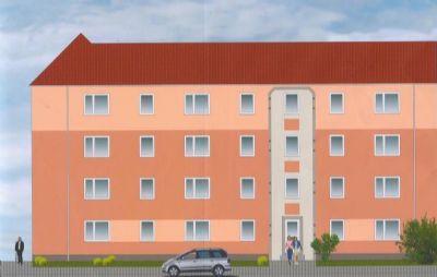 2 Raum Wohnung Dachgeschoß -FH Nähe und Amtsgericht