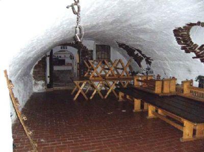 Gewölbekeller für originale Rittergelage