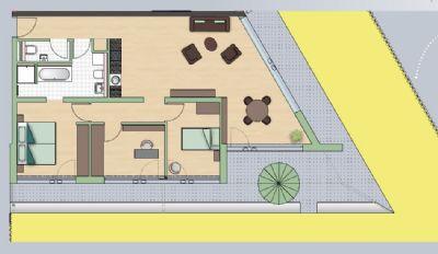 pyramidenhaus langenau etagenwohnung langenau 2b9nk45. Black Bedroom Furniture Sets. Home Design Ideas