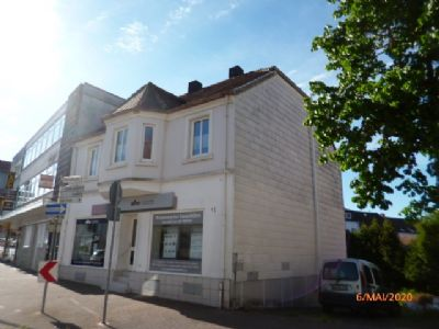 Wannemacher Immobilien **** Schönes gepflegtes Wohn-Geschäftshaus in St.-Ingbert - Hassel ****