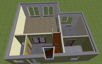 A-Haus EG2 Beispiel