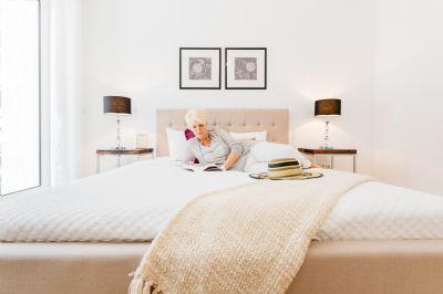 Musterwohnung | Schlafzimmer