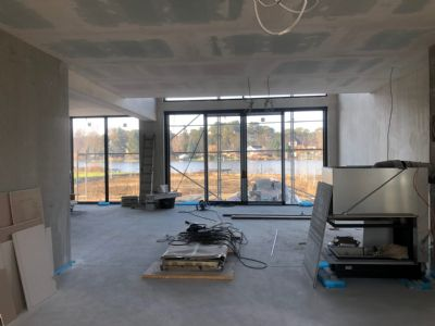 wassergrundstueck villa neubau   einfamilienhaus