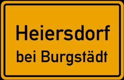 Großes Baugrundstück in Heiersdorf bei Burgstädt