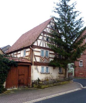 Hinreißendes Bauernhaus mit Zierfachwerk