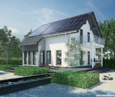 auf einem tollen grundst ck in erfurt marbach bauen wir ihr okal haus einfamilienhaus erfurt. Black Bedroom Furniture Sets. Home Design Ideas