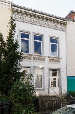 1/2 Sanierungsbedürftiges Alt-Bremerhaus im schönen Bremen-Ostertor