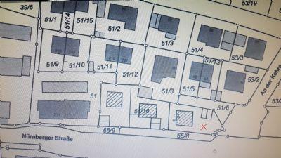 Baugrundstück für Einfamilienhaus Horbach / Langenzenn