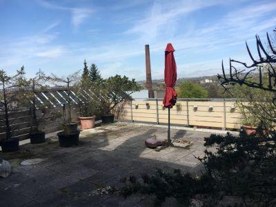 Dachterrasse - Whg. 2.OG links