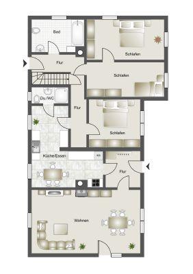 Wohnhaus Erdgeschoss