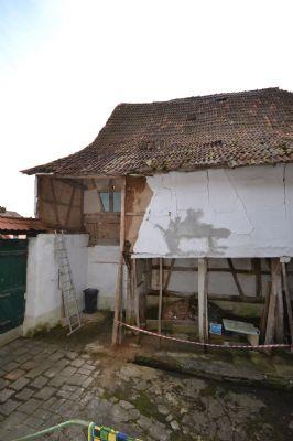 Große Scheune gegenüber dem Bauernhaus