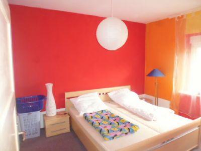 EG-Wohnung Schlafzimmer