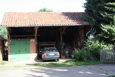 Werkstatt, Carport, Remise