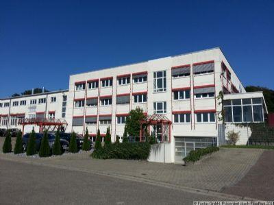 Außenansicht Verwaltungsgebäude