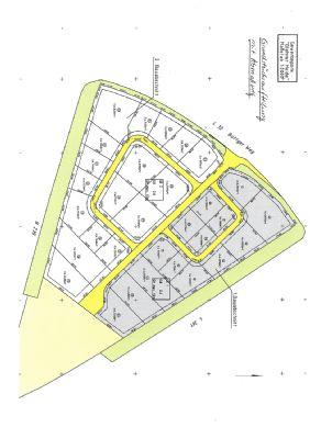 Grundstücksaufteilungsplan mi