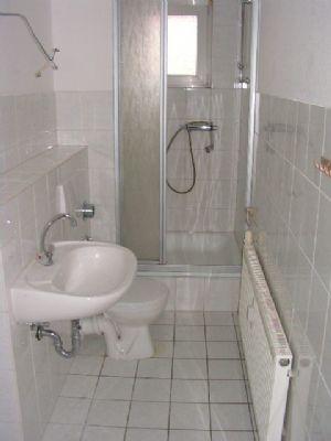 Bad mit Dusche + Fenster (Bsp.-Foto)