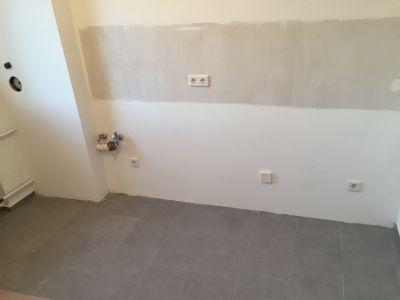 Küche (Fliesenspiegel wird bei Bedarf angebracht)