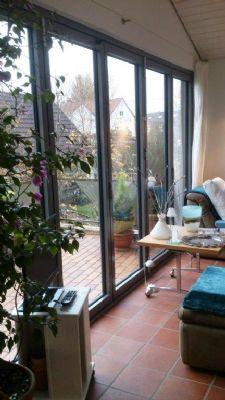 Wintergarten, Terrasse