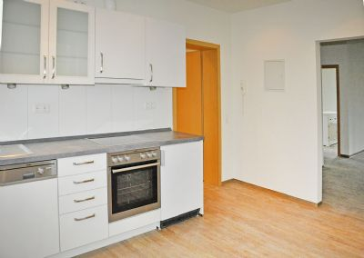Obergeschoss-Küche