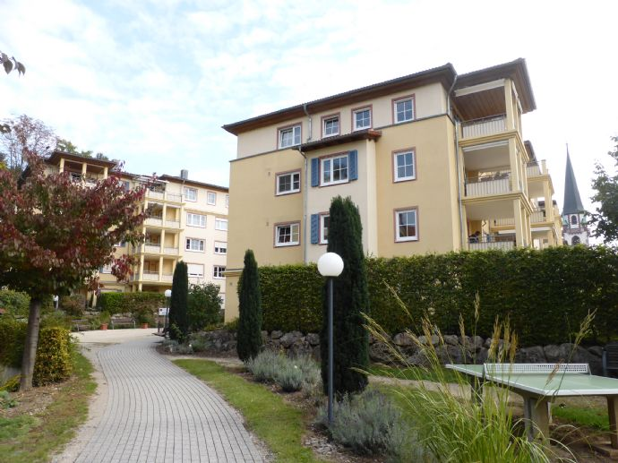 4-Zimmer-Attika-Wohnung in gepflegter Seniorenresidenz in