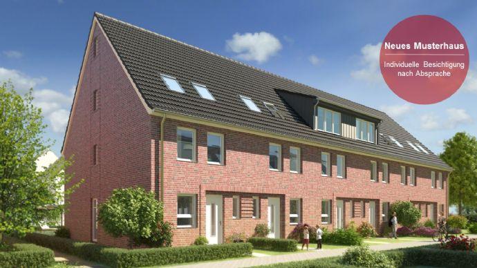 Neubau-Reihenmittelhaus mit ca. 140 m² Wohnfläche in Arsten