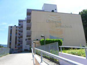 2-Zimmer-Wohnung Rheinpark Rolandseck (Grenze Mehlem/ Bad Godesberg)