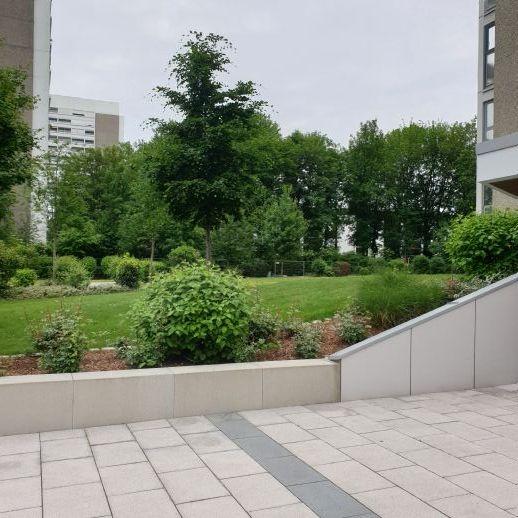 Schöne Wohnung am Arabellapark
