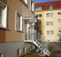 Helle 2-Raum Wohnung u.a. mit separatem Eingang in Dürrweitzschen
