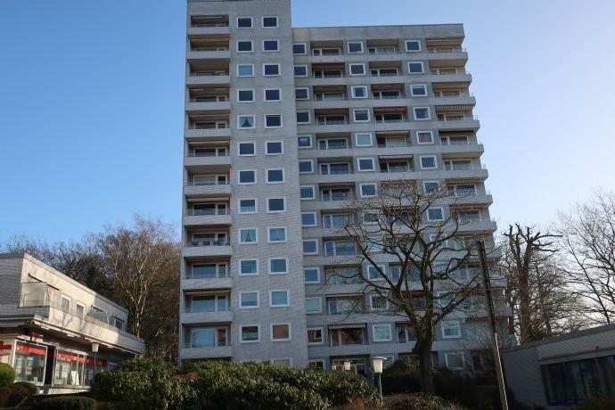 vermietete gemütiche 1 Zimmer Wohnung in zentraler Lage in Reinbek-Stadt