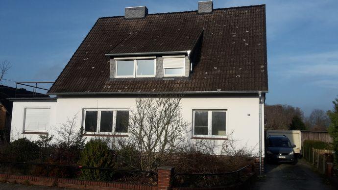 Einfamilienhaus mit Garten in Westerweyhe