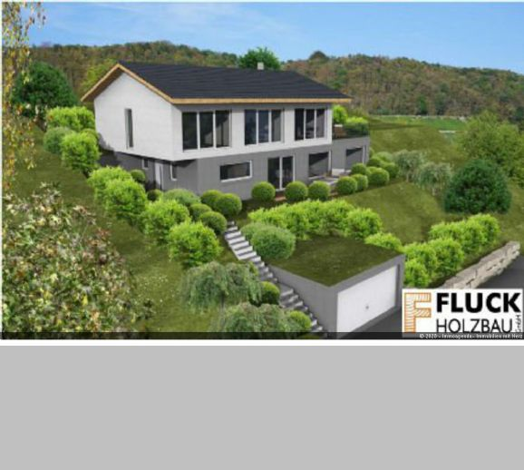 Hochwertiges Einfamilienhaus mit Garage in sonniger Aussichtslage!