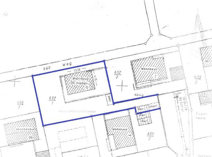 1-2 Familienhaus auf großem Grundstück in ruhiger, gepflegter Wohnlage von Spraitbach zu verkaufen!