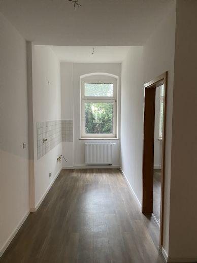 Erstbezug nach Sanierung  zentral gelegene 2-Zimmer-Wohnung