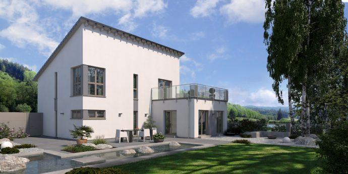 Einfamilienwohnhaus mit Grundstück in Burgoberbach