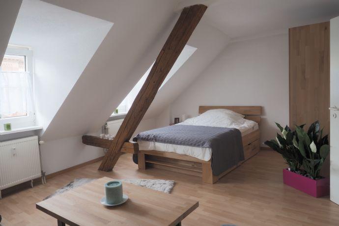 Helles, voll möbliertes 1-Zimmer-Apartment zu vermieten! Nähe Bismarckplatz