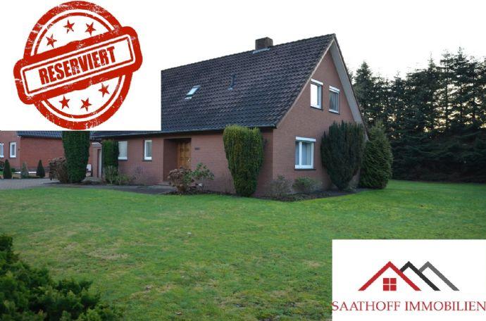 *** 1a-Wohnlage - Einfamilienhaus auf großem Grundstück in Moormerland-Warsingsfehn ***