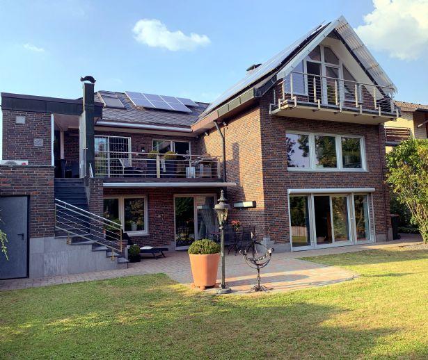 Imposantes saniertes Architektenhaus in zeitlosem Design für den gehobenen Anspruch mit variabler Nutzung!