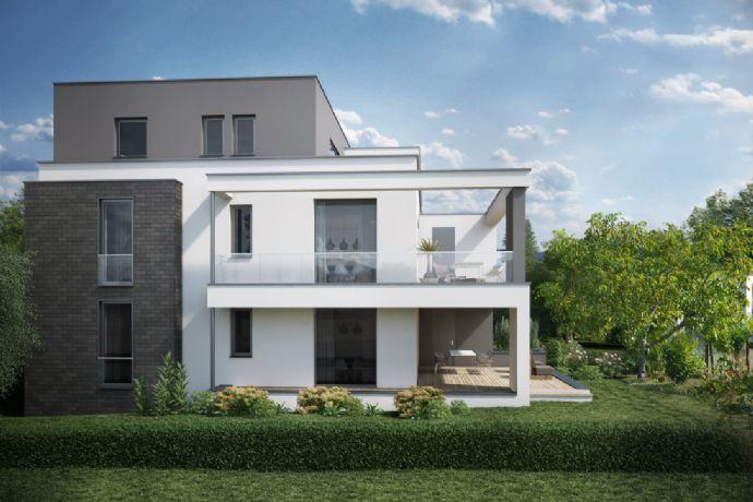 Wohnung No.3 mit großem Garten / Luxus Wohnanlage / QUARTIER GLOCKENBERG