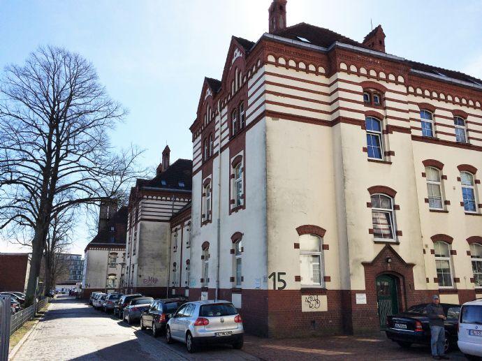 Schöne 2-Zimmer Wohnung in Lübeck St. Gertrud zu vermieten!