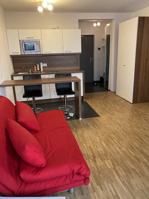 91052 Erlangen-Innenstadt - möbliertes Managerappartement mit