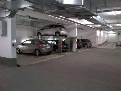 Kiel Garage, Kiel Stellplatz