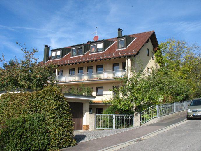Wohngesunde 4,5-Zimmer Wohnung in Leinburg