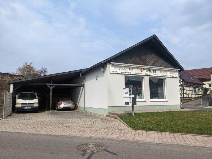 Büro Laden Praxis Gewerbeimmobilie in