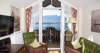 Seehotel Hartung / 2-Zimmer-Ferienwohnung