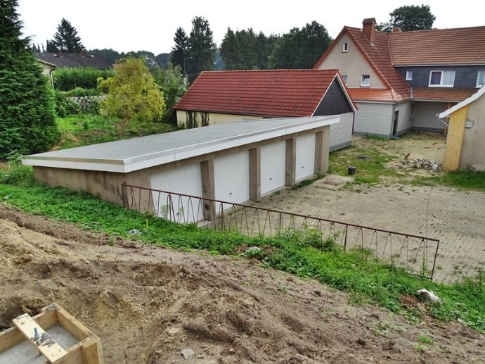 immo-schramm.de: Neubau: 4-Familien-Reihenbungalow, schlüsselfertige Erstellung, als Anlage gesamt oder Einzelverkauf